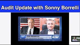 Sonny Borrelli gives Update on the AZ Audit with John Fredericks