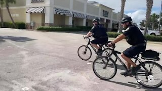 Port St. Lucie Police Department bike unit returns for the holidays
