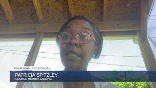 Lansing council member Patricia Spitzley