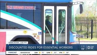 PSTA extends Essential Workers Program through June