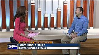 Wellness Wednesday: Give Kids a Smile