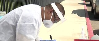 Las Vegas lab offers 24-hour coronavirus test results