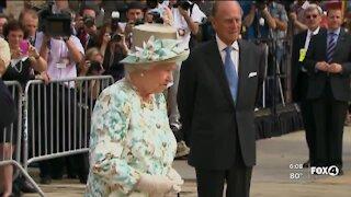 Prince Philip, husband of Queen Elizabeth, dies at 99