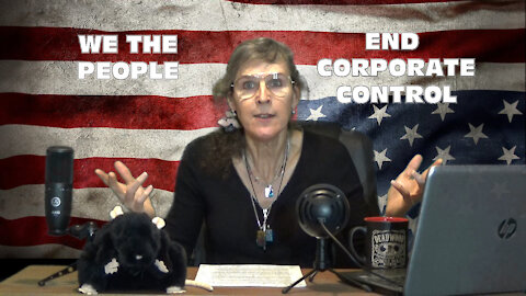 The Connie Bryan Show: Traitor Biden Inaugurated / America Is Entirely Compromised