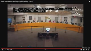 Palm Beach County School Board discusses superintendent's resignation