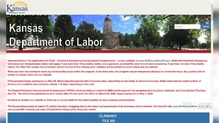 Kansans react to changes within Department of Labor
