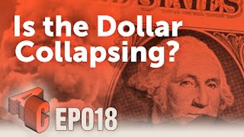 EP18: Is The Dollar Collapsing? | Awakening Consciousness with Asher Cowan and Jesse Bayer