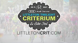Cyclists to Race through Downtown Littleton at the Littleton Twilight Criterium