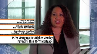 MSUFCU Home Expert Tip - Refinancing a mortgage