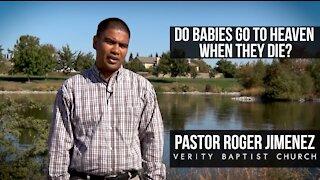 Babies & young children go to heaven
