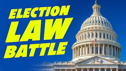 Republican States VS Congress Battle Started on the Election Law