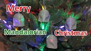 Merry Mandalorian Christmas