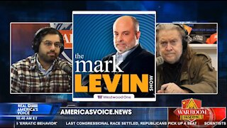 Raheem Kassam joined the Great One Mark Levin