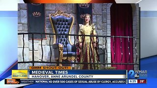 Good morning from Medieval Times!