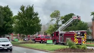 TFD Responds to Apartment Fire