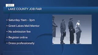 Lake County job fair planned at Great Lakes Mall in Mentor