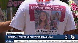 Birthday celebration for missing Chula Vista mom