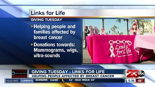 Survivor shares why she's donating on Giving Tuesday