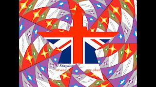 Thank you United Kingdom! For the support and affection! [UK flag] [Quotes and Poems]