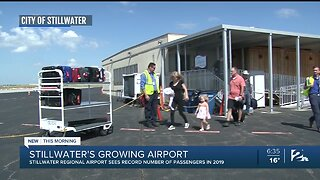 Stillwater Regional Airport Sees Record Number Of Passengers In 2019