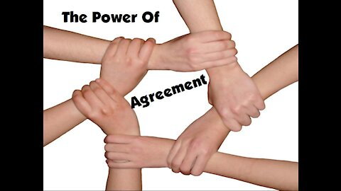 """Sunday AM Worship - 6/20/21 - """"The Power Of Agreement - Part 1 - One With Our Heavenly Father"""""""