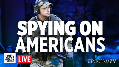 Live Q&A: Records Will Reveal How FBI Illegally Spied On Americans; Face Masks Found Contaminated