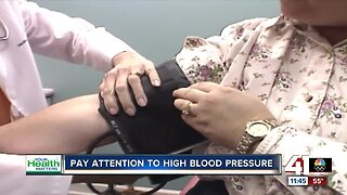 Your Health Matters: Pay attention to high blood pressure