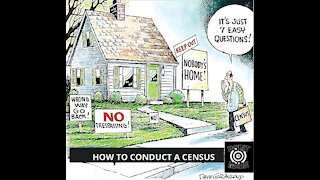 POINT MADE CONDUCTS THE CENSUS and shows how illegal immigration works