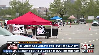 OP Farmers Market will continue despite virus