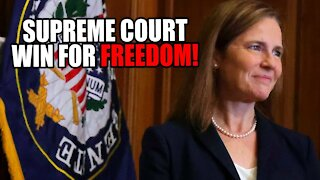 Supreme Court Votes AGAINST Cuomo's Covid Order