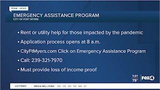 Emergency Assistance Program for Fort Myers residents