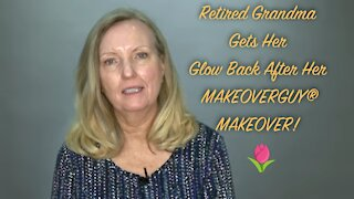 I Don't Look So Retired: A MAKEOVERGUY® Makeover
