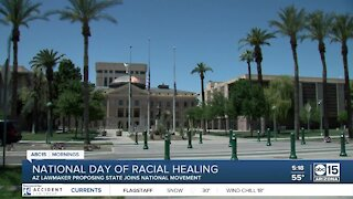 Arizona lawmaker pushing for state recognition of National Day of Racial Healing