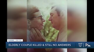 Daughter searching for answers 12 years after unsolved murder of parents