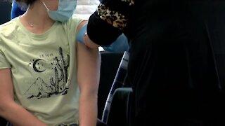 Hundreds of Denver Public Schools educators, support staff receive COVID-19 vaccine