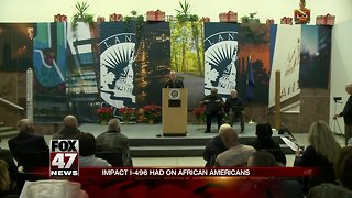 Lansing to tell story of I-496 impact on African American community