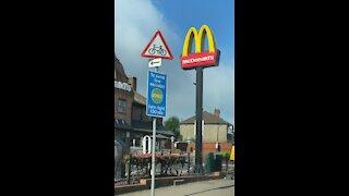 Funny McDonald's Drive-Thru Employee