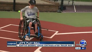 Donations pour in after Miracle League theft