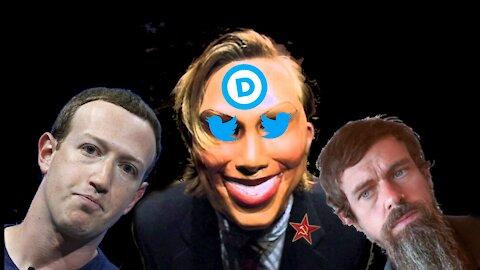 Twitter Bans President Trump. Kicks Off The Purge Of The Right. Democrats Actually Call For Violence