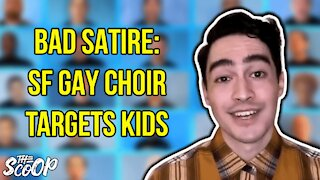 SF Gay Men's Choir Releases 'Satirical' Song: 'We're Coming For Your Children'