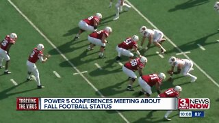 Power 5 Conferences Meeting About Fall Football Status