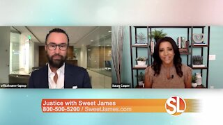 Sweet James talks about the importance of taking care of your mental health