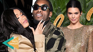 Cardi B Considering Getting Back With Offset! Kendall Jenner Posts Anonymous LOVE LETTER!   DR