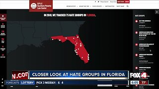 Closer look at hate-related groups in Florida
