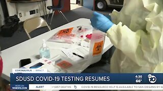 San Diego Unified Expands COVID-19 Testing