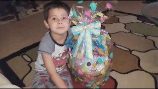 Easter Egg Hunt Surprise Challenge