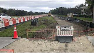 Clint Moore Road sidewalk improvements set to begin in Boca Raton