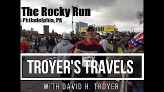 Rocky Run Philadelphia Pennsylvania with Troyer's Travels
