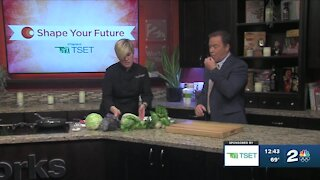 Shape Your Future Healthy Kitchen: Cabbage