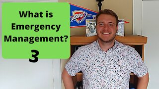 What is Emergency Management? 3 | Emergency Management Jobs